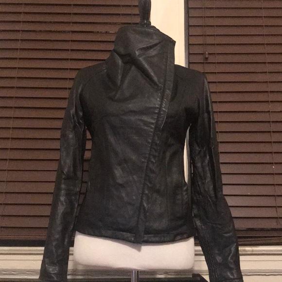 bagatelle Jackets & Blazers - Bagatelle Leather Jacket XS